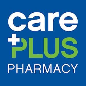 Care Plus Pharmacy Digital Signage by All Vision Media