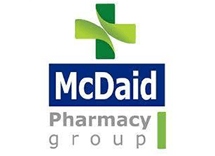 McDaid Pharmacy Group Digital Signage by All Vision Media